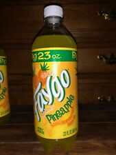 NEW Faygo Pineapple 23oz. (6 Pack)