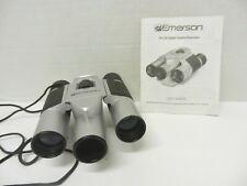 EMERSON 10 X 25 DIGITAL CAMERA BINOCULARS ~ *AS PICTURED*