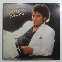 Tested- Michael Jackson Thriller LP QE 38112 Beat It * Billie Jean  Human Nature