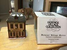 Dept 56 Dickens Village Fezziwig's Warehouse #65005