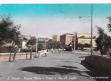 # S. ORESTE: PIAZZA MOLA A VENTO E VIA 25 LUGLIO    1961