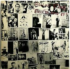 "THE ROLLING STONES ""Exile On Main St"" 2xLP w/Postcards - 1977 COC2-2900 - EX"