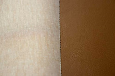 Durable Vinyl Upholstery Fabric by 10 Yards Vinyl Grade Fabric Rust Brown