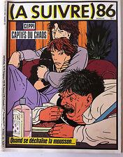 A SUIVRE... n°86;  Ceppi; Captifs du Chaos