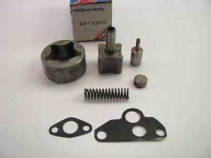 Mcquay-Norris OP237K Oil Pump Rebuild Kit - 1971-1974 Ford 2.0L, 1974-86 2.8L V6