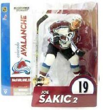 Mcfarlane Nhl Series 9 Colorado Avalanche Joe Sakic Figure
