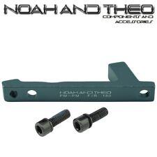 Ultralight Disco de Freno Adaptador Delantero 180mm Envio Pm Horquilla Calibre
