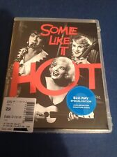 New listing Some Like It Hot Blu-ray Special Edition Criterion Collection Marilyn Monroe New