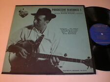Roger Sprung: Progressive Bluegrass 1 LP - Folkways Records FA 2370