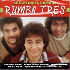 RUMBA TRES - SUS MEJORES RUMBAS [CD]