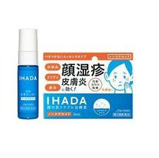 Shiseido IHADA Prescreed D skin inflammation, eczema, dermatitis, and itching