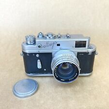 MIR Vintage USSR Russian 35mm Rangefinder Film Camera W/ 5cm F2 - NICE