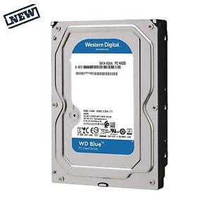 "Western Digital 2.5"" 3.5"" SATA Internal Hard Drive HDD 320GB 500GB 1TB CCTV DVR"