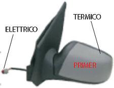 SPECCHIO SPECCHIETTO RETROVISORE ELETT SX FORD FUSION 2005 IN POI PRIMER TERMICO