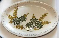 "Stangl Pottery Golden Blossom Oval Serving Platter 15"""
