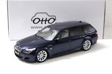 1:18 OTTO BMW M5 E61 Touring dark blue NEW bei PREMIUM-MODELCARS