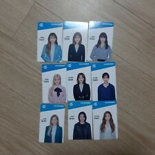 Twice Once Official Fanclub 3rd Generation Kit  ID Photo card set