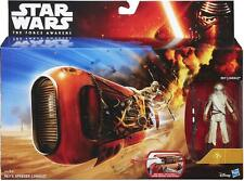 Star Wars Disney Hasbro The Force Awakens Rey (Jakku) Rey's Speeder