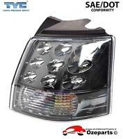 RH RHS Right Outer Tail Light Rear Lamp LED For Mitsubishi Outlander ZG ZH 06~12