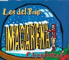 Los del Rio Macarena christmas (1996) [Maxi-CD]