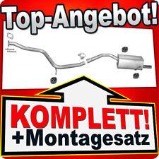 Auspuff ALFA ROMEO 156 1.9 JTD Stufenheck Kombi 1997-2001 Auspuffanlage L08