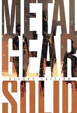 Metal Gear Solid: Deluxe Edition, Fraction, Matt, Garner, Alex, Oprisko, Kris