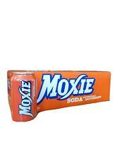 Moxie Soda 12 Fl. Oz. Cans, 12 Pack
