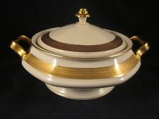 Rosenthal Ivory MAJESTIC Covered Vegetable Bowl Dish with Lid ~VINTAGE EXCELLENT