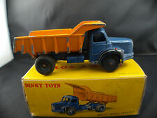 Dinky Toys F n° 34A  BERLIET camion benne carrières en boite
