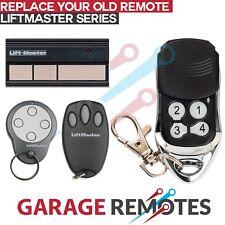 Brand New Liftmaster Garage Door Remote Control Keyring Aftermarket Transmitter