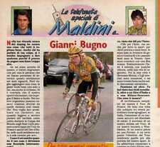 Q32 Clipping-Ritaglio 1994 Gianni Bugno