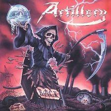 Artillery - B.A.C.K. (CD, Apr-2003, Diehard (Denmark)) CD 10846