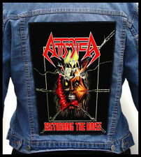 ATTOMICA  --- Huge Jacket Back Patch Backpatch --- Various Designs