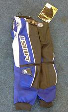 """Shift - Kids Assault MotoX Race Trousers - Blue - 22"""" Waist"""