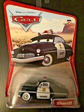 SHERIFF - DISNEY PIXAR MOVIE CARS DIECAST