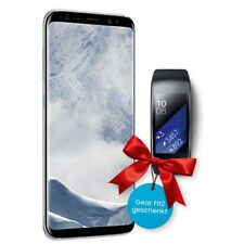 Samsung Galaxy S8 silver G950F 64GB Android Smartphone Handy ohne Vertrag WOW!