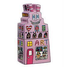 ART IN THE CITY Dose James Rizzi 26100399 N.Y. PopArt Skulptur Müsli Box Goebel