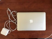 MacBook Air (11-inch, Mid 2011) i5, 4GB RAM, 128GB SSD-Needs BATTERY- No Reserve