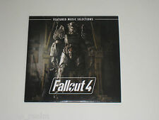 Fallout 4 Music Featured Selection Soundtrack CD Official Collectors Selections