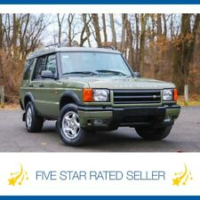 2000 Land Rover Discovery 1 Owner 4WD Low 84K Serviced California CARFAX