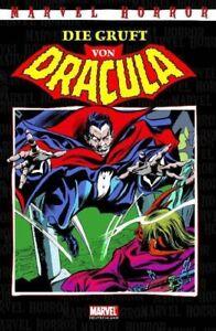 Marvel Horror DIE GRUFT VON DRACULA 11 SC