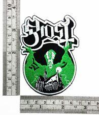 Swedish rock band Hard rock Heavy metal music pop rock Ghost logo Iron on patch