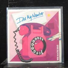 "The Back Bag - Dial My Number 7"" VG+ 8000 2006-5 Germany Alt Sleeve Cover Vinyl"