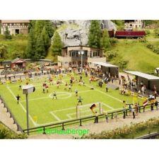 Noch 66830 Fußballplatz mit Vereinsheim, Licht & Sound LIMITIERT ++ NEU & OVP ++