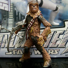 "STAR WARS the black series CHEWBACCA the Force Awakens epVII 3.75"" TBS Walmart"