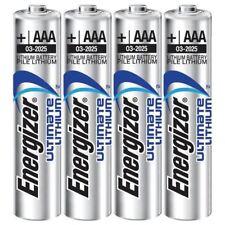 Energizer 639171 Hi Energy Lithium AAA Battery 1250mAh x4
