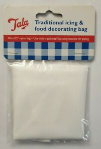 Tala Reusable Nylon Icing Bag 38cm Piping Cream Decorating Cupcake Pastry Cookie