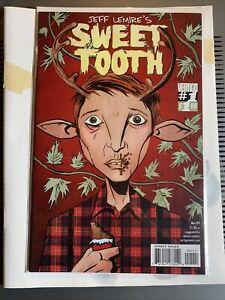 Sweet Tooth 1 VG+/NM 1st Print Vertigo Comic