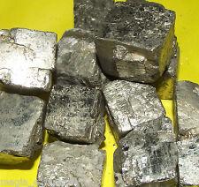 PIRITE CUBICA (CREATIVITA') -Minerali Burattati Cristalloterapia -PIETRA ORO
