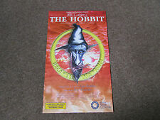 JRR Tolkiens the HOBBIT Limited Season QUEEN's Theatre Original Poster